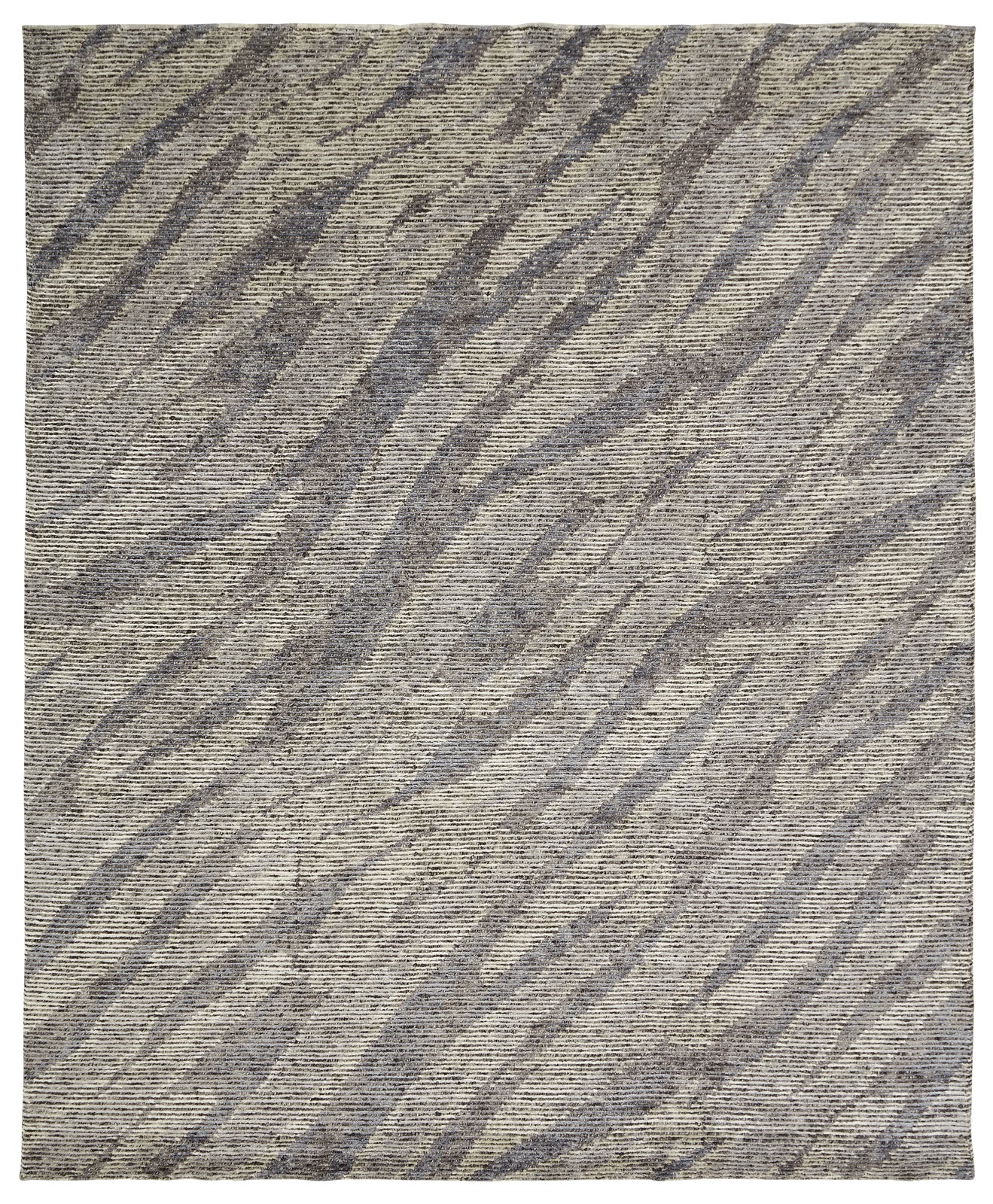 Visions Collection Grey Streak Kirishian Imported Rug Co